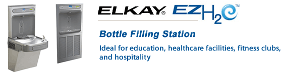 Elkay EZH2O Bottle Filling Station