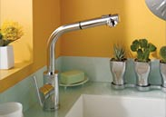 Danze Pull Out Spray Kitchen Faucets